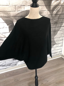 Essential Sweater in Black