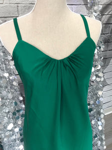 Joyful Celebrations Dress in Emerald