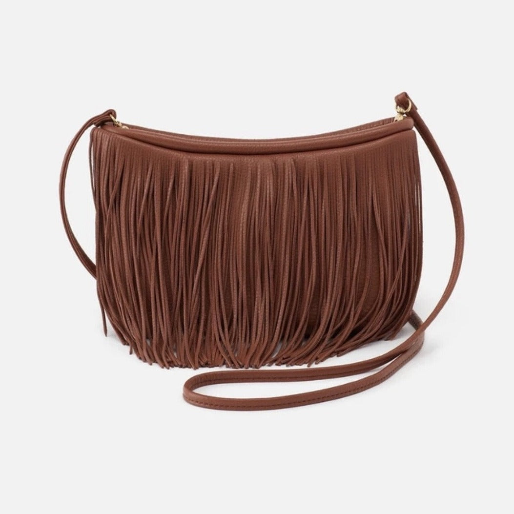 Wilder Hobo Fringe Crossbody