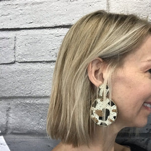Wild Time Earrings