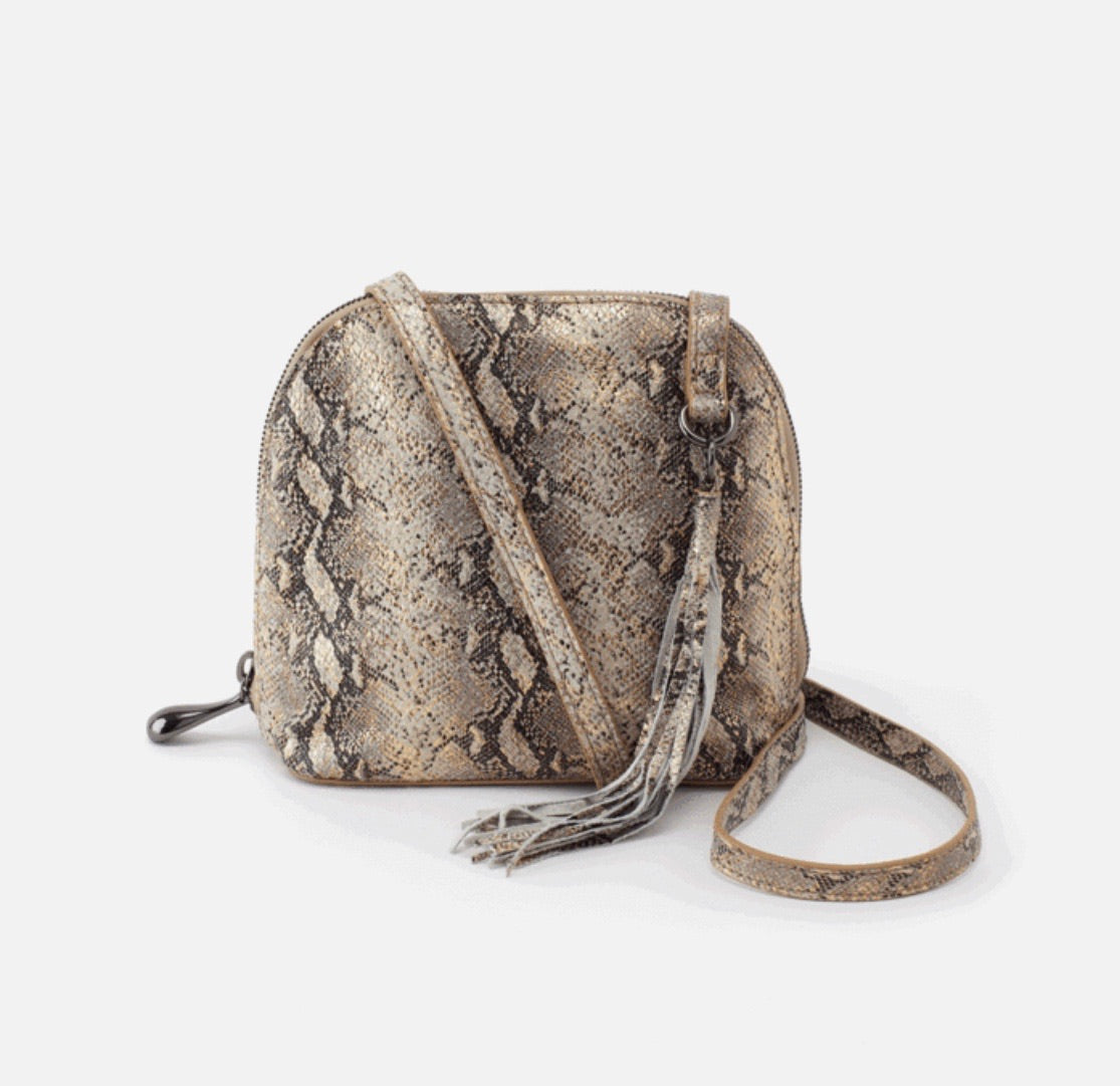 Nash Hobo Crossbody in Limited Edition Glam Snake