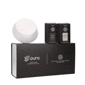 Pura Smart Home Diffuser Set in Sweet Grace