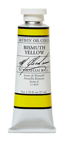 M Graham Oil Bismuth Yellow