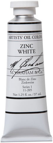 M Graham Oil Zinc White