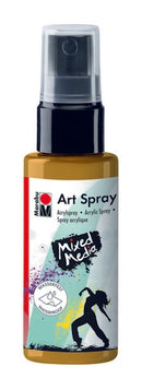 Marabu Art Spray Gold