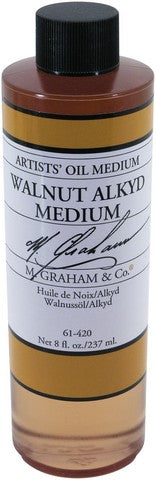 M. Graham Walnut Alkyd Oil