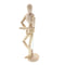 "Art Alternatives Artist's Manikin 4.5"" posed"