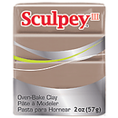 Sculpey III Hazelnut 2oz