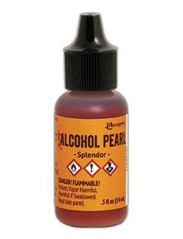 Ranger Alcohol Ink Pearl Splendor .5oz