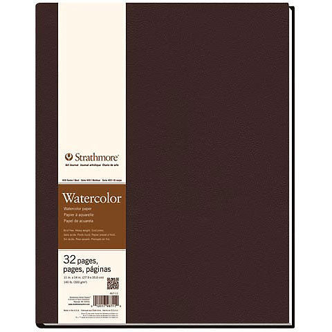 Strathmore Watercolor Hard-Bound Art Books 400 Series
