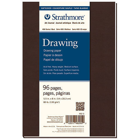 Strathmore Softcover Drawing Art Journals 400 Series
