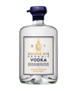 Oxford Rye Vodka, The Oxford Artisan Distillery | Oxford, United Kingdom
