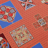 Celtic Cross Quilting Cotton, Celtic Foil Collection