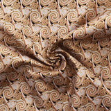 Celtic Swirls Quilting Cotton, Celtic Foil Collection