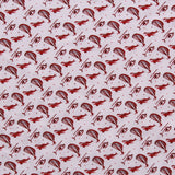 Aeroplane & Parachute Quilting Cotton, Head In The Clouds Collection