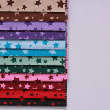 Star Power, Premium Printed Quilting Quality Cotton, Approx. 55