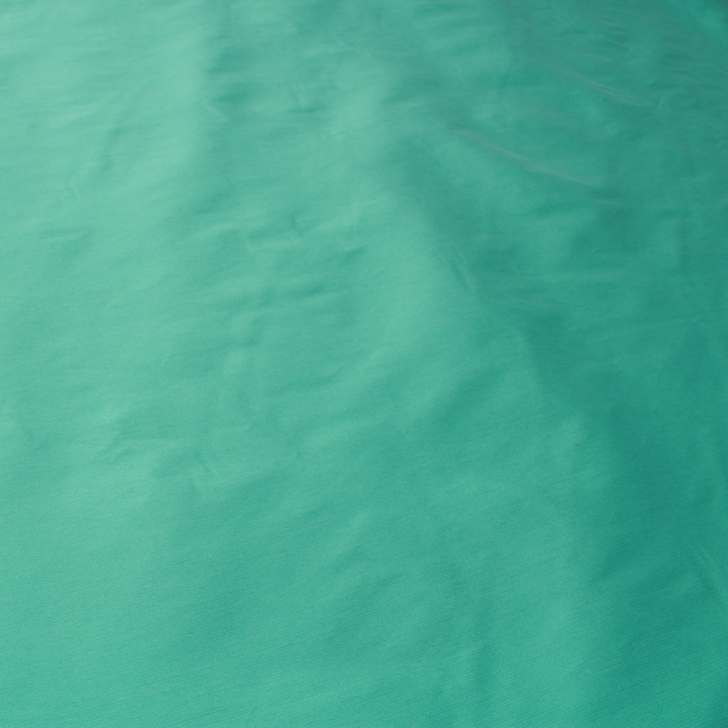 High Quality Plain Taffeta-Aqua