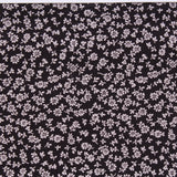 "Daisies 100% Premium Paste Printed Cotton, Approx. 44"" (112cm) Wide, 140 GSM"
