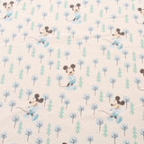 Mickey Mouse Brushed Cotton, ST168-2