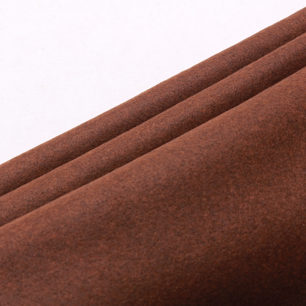 "100% Polyester Felt Brown, 40"", FGF001/3"
