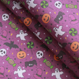 Premium Quilting Cotton, Pumpkin Sweets, Halloween Collection