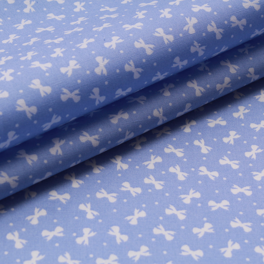 3FOR10 Dots and Bows Poplin