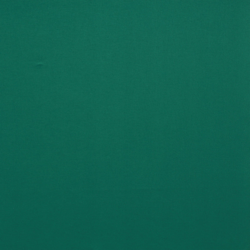 Premium Plain Quilting Cotton, Fabric 112cm Wide Nordland Green