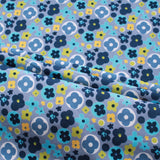 "Ditsy Floral Premium 100% Printed Cotton Fabric. High Quality. Approx. 44"" (112cm) Wide."