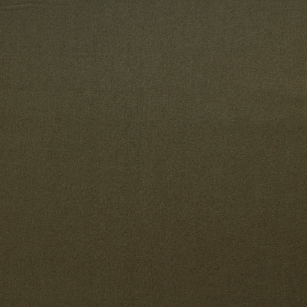 Premium Plain Quilting Cotton, Fabric 112cm Wide Olive Green (Moss)