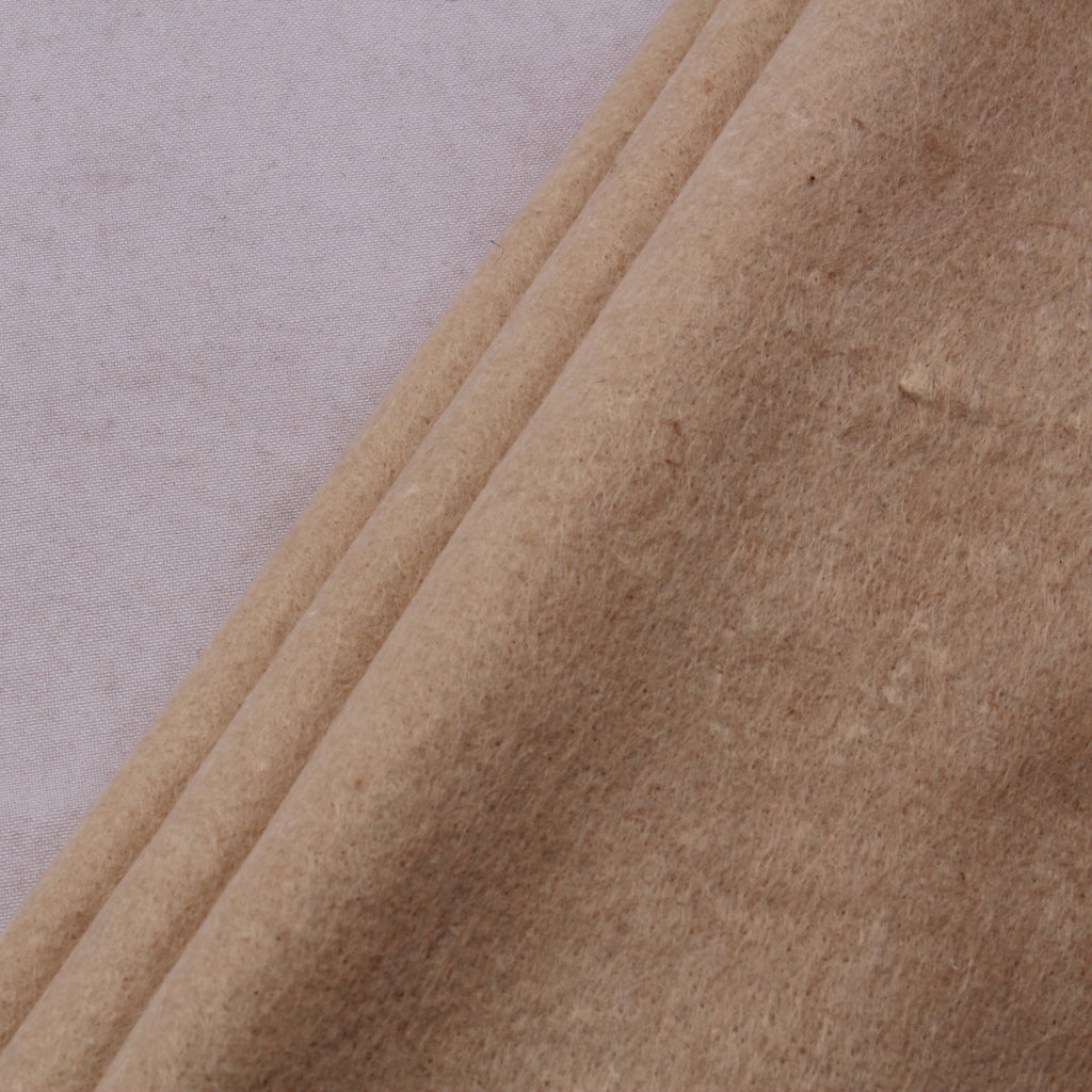 "100% Polyester Felt Cream 40"", FGF001/6"