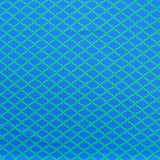 "Lawn Cotton Geometric Chevrons, FL0085, Blue, Summer, 60"" Wide"