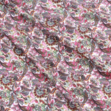 "Lawn Cotton Vintage Floral Bloom, FL350, Summer, 60"" Wide"