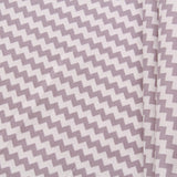 TFG Quilting Cotton, Basic Essentials, Grey Chevron