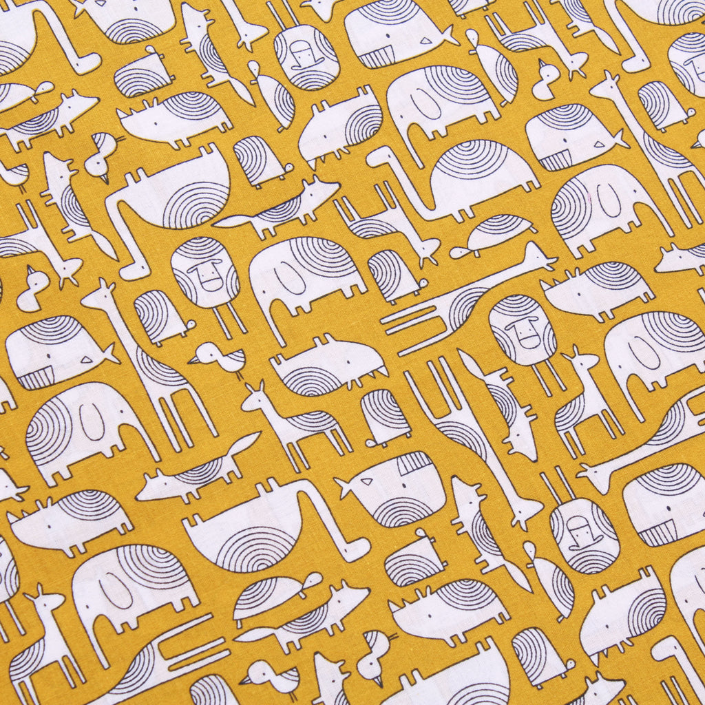 "Safari Life, 100% Printed Cotton, 63"" Wide"