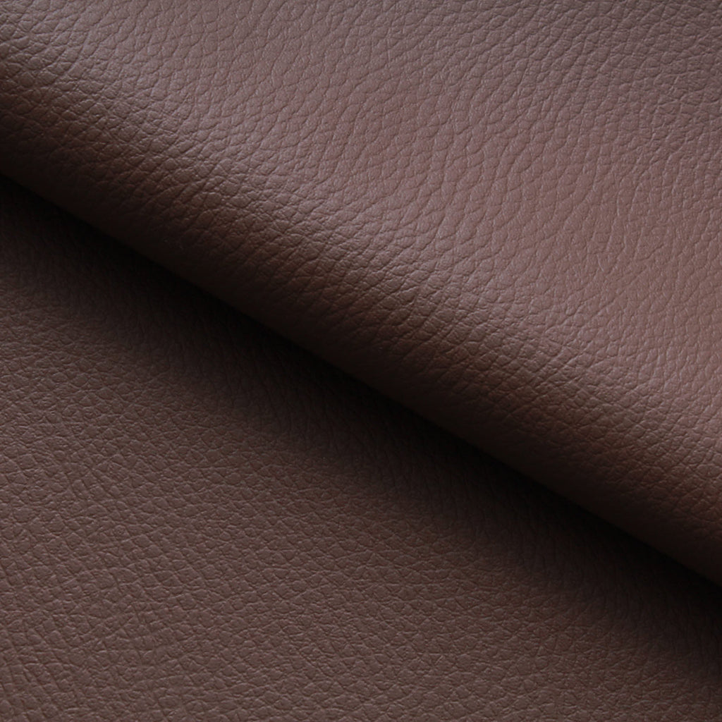 Premium Plain PVC Base Leatherette, 1.20mm Thickness - Almond (Brown)