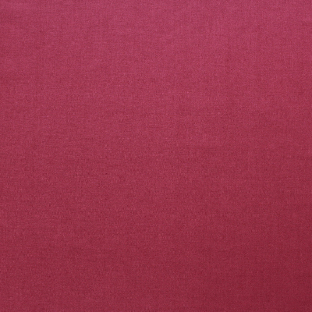 Premium Plain Quilting Cotton, Fabric 112cm Wide Plum (Dusky Rose)