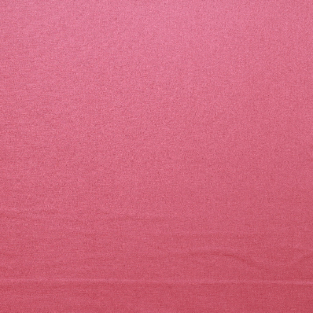 Premium Plain Quilting Cotton, Fabric 112cm Wide Pink (Apricot)