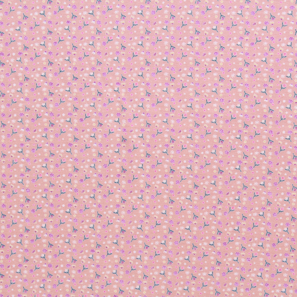Little Flowers, Posy Quilting Cotton Collection