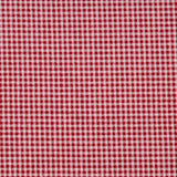 Gingham Small Check Printed Poplin 44