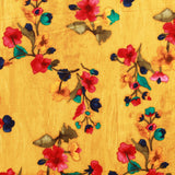 3FOR10 Rayon Fabric, Floral Paradise, 44""