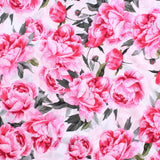 Lawn Cotton Vintage Floral Rose Garden Collection Premium Quality