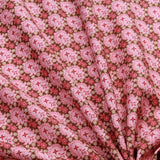 "100% Cotton Lawn, Paisley Style Floral Print - 60"" Wide"