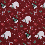Penguins Joy, Winter Warmer Quilting Cotton Collection