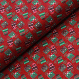 Christmas Presents, Winter Warmer Quilting Cotton Collection