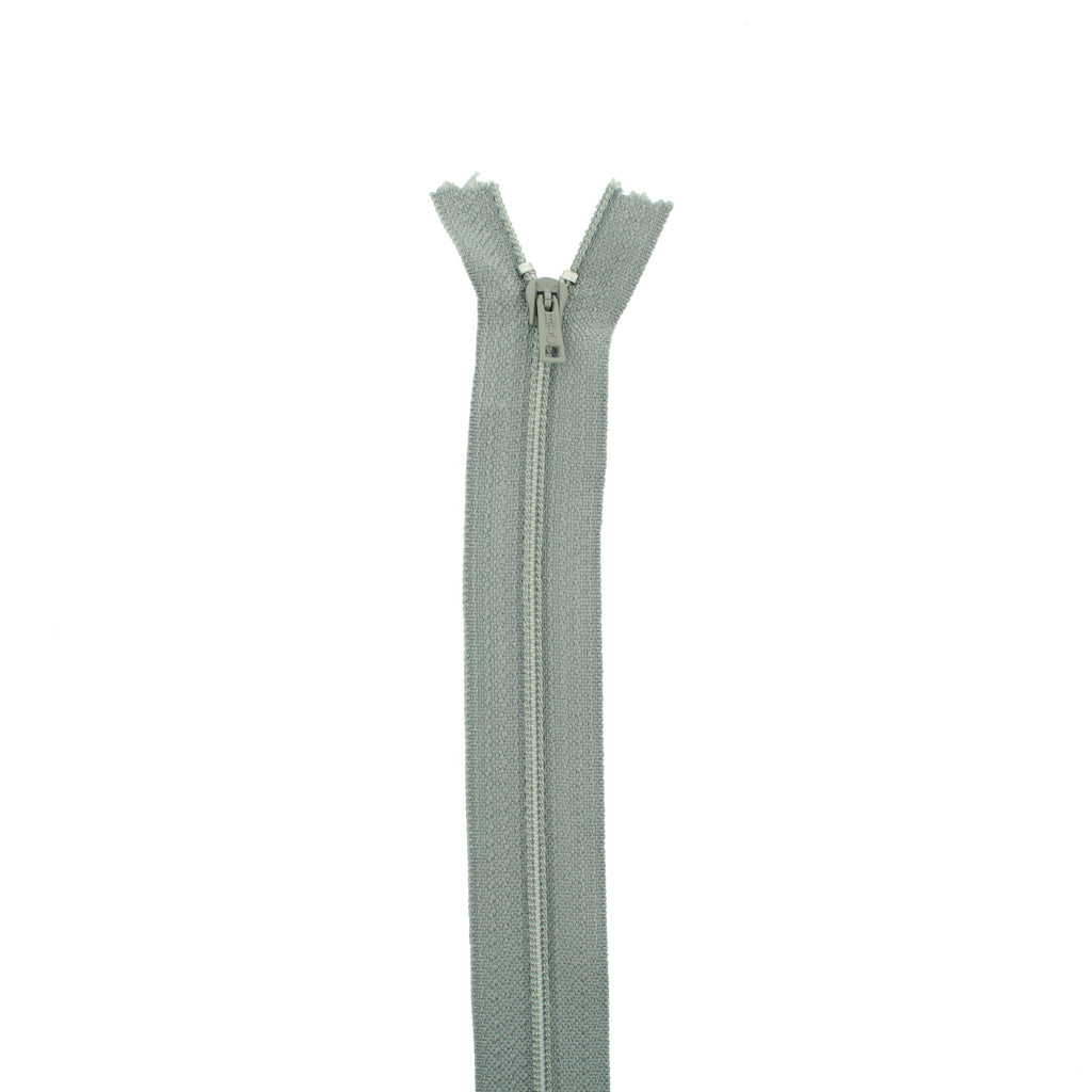 "15"" Closed End Light Grey Common Zimmer"
