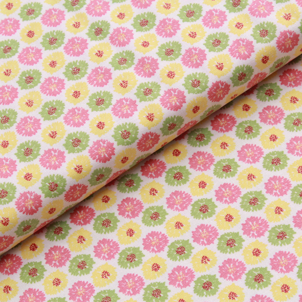 Floral Paradise, Meadows Quilting Cotton Collection