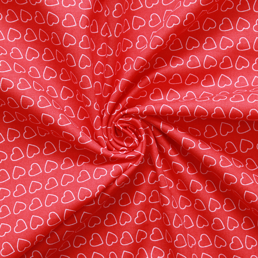 Festive Love, Nordic Christmas Quilting Cotton Collection