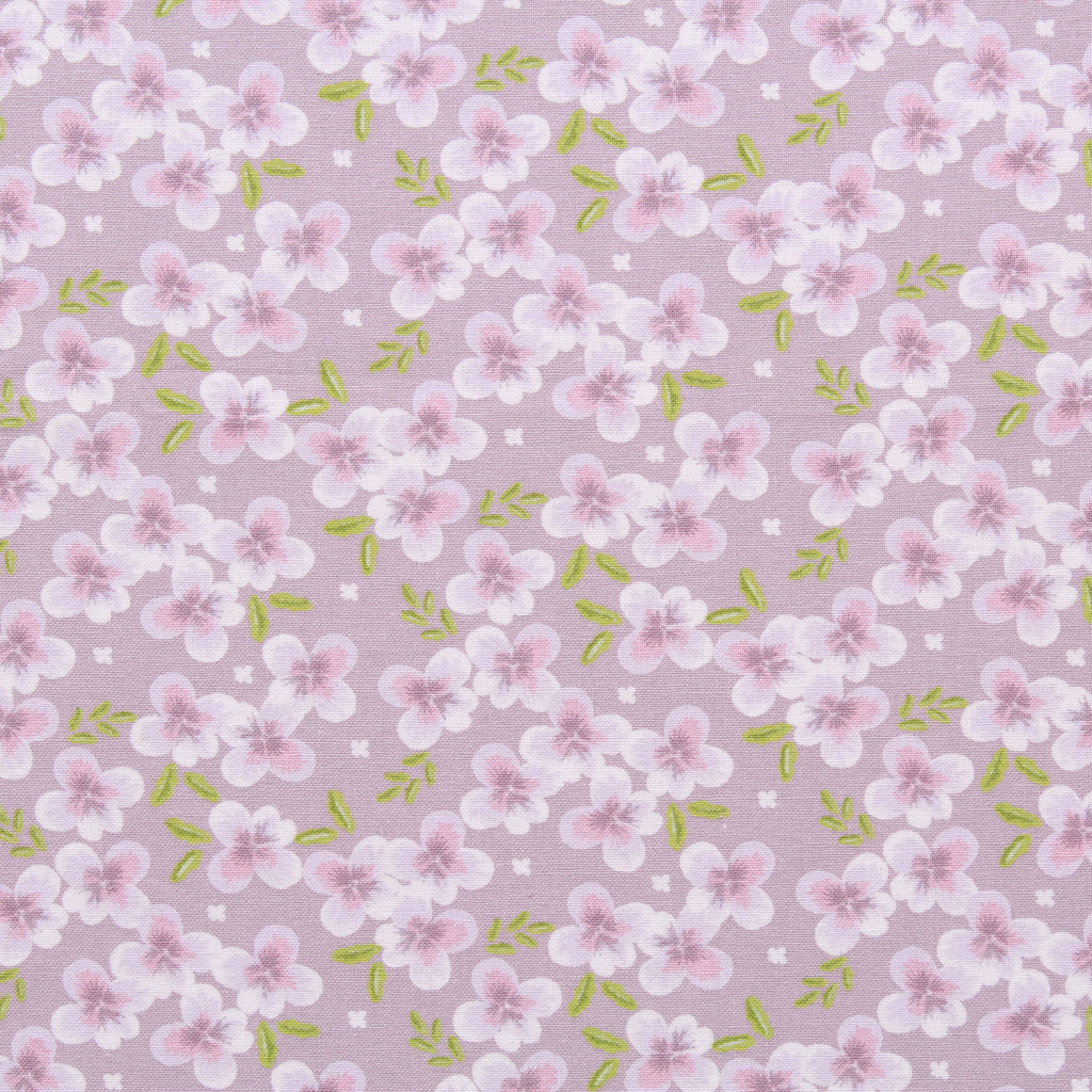 Blooming Haven, Wildflower Quilting Cotton Collection