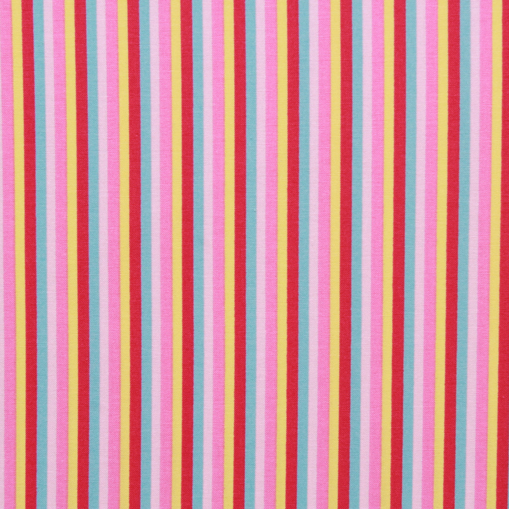 Candy Stripes, Noah's Ark Quilting Cotton Collection