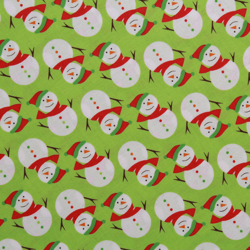 Christmas Characters Quilting Cotton Collection